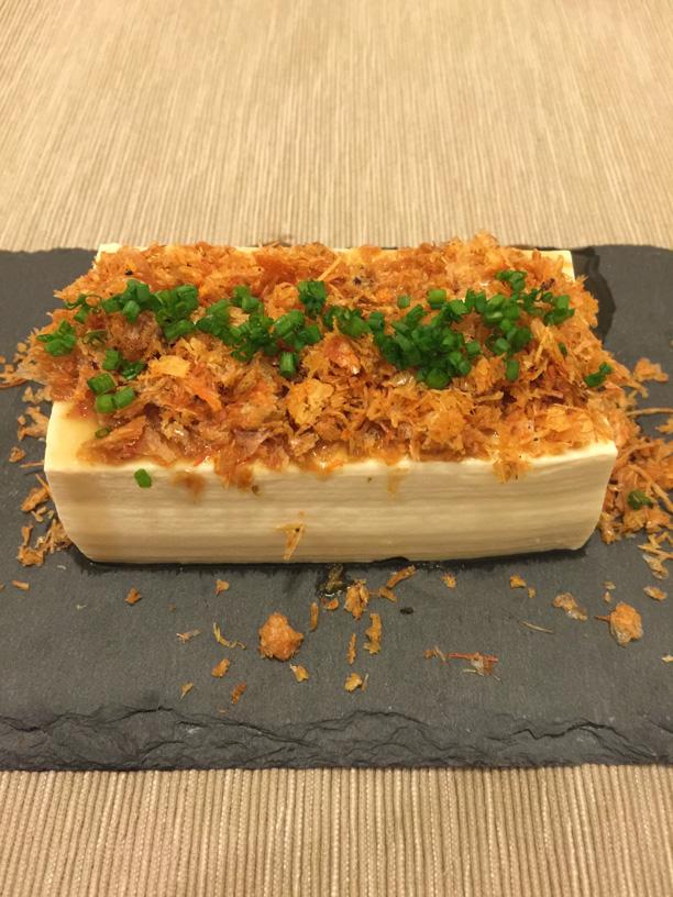 蝦叔叔料理 - 脆香蝦酥豆腐食譜